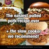 The easiest pulled pork recipe ever + the slow cooker we recommend