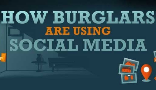 How are Burglars Using Social Media