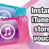 Instant Win £15 iTunes Vouchers