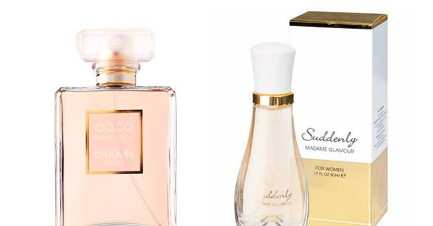 £48.50 Perfume Vs £1.99 Perfume: The Results + other cheap perfume knockoffs