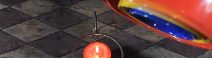 candle-heater