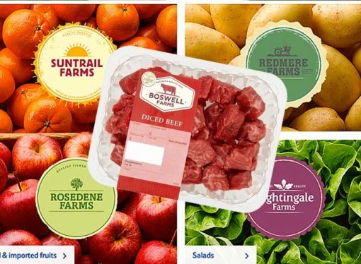 Farmers and customers outraged at Tesco's latest fake farm names