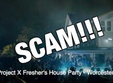 SCAM: Project X Freshers Tour
