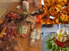 Student makes rather awesome looking food for FREE – He tells us the secrets!
