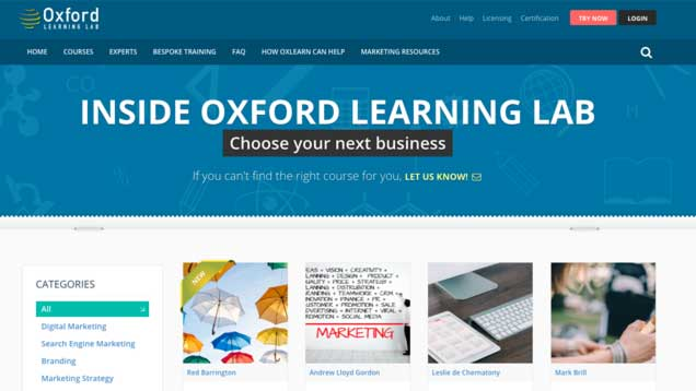 oxford-learning