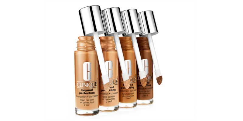 Clinique Voucher for FREE 10 day Foundation Sample