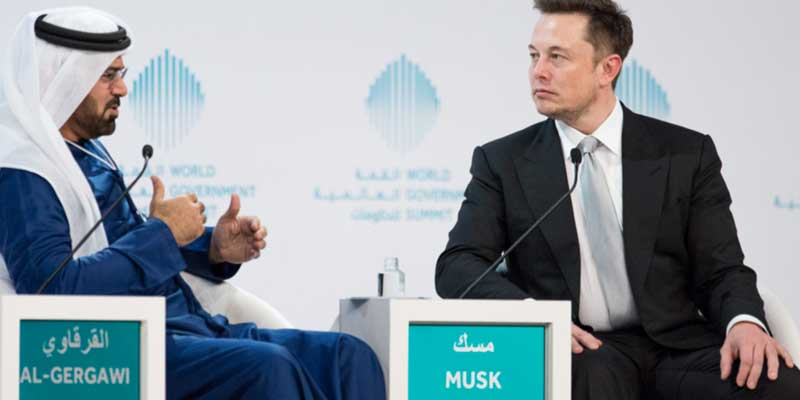 """Do you think 'Universal Basic Income' is inevitable? Elon Musk says it's """"going to be necessary."""""""