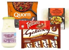 Tesco Recalls 16 items